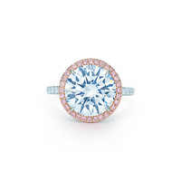 Tiffany & Co. - Tiffany Soleste® Diamond Ring
