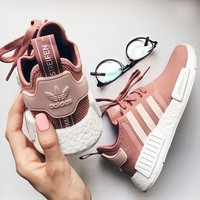 Adidas NMD Women Men Fashion Trending Sneakers Running Sports Shoes-2