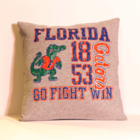 Florida Gators Pillow
