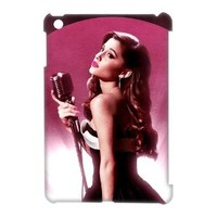 Custom Unique Yours Truly Ariana Grande Album 3D Printed Hard Plastic Case Cover for iPad Mini