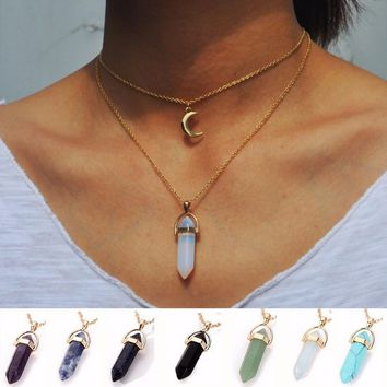 Choker - Double Layer Chocker Necklace