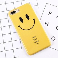 Smiley Cartoon Phone Case