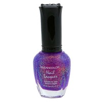 Kleancolor Chunky Holo Purple Nail Polish FREE SHIP from Dazz-a-ling Deals