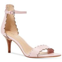 COACH Monica Two-Piece Dress Sandals | macys.com