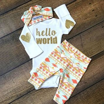 LMFUG3 Children Baby Kids Cute Mom's baby Funny One-piece Clothing [9496575556]