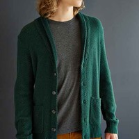 O'Hanlon Mills Speckle Cardigan Sweater-
