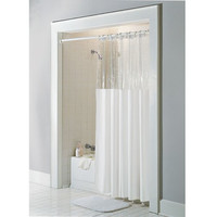 The Anti-bacterial Shower Curtain