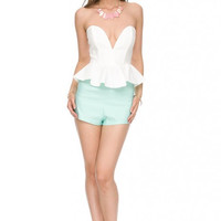 Peplum Lovers Top (more colors)