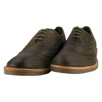 ESBON Ben Sherman - Birk Distressed Mens Shoe