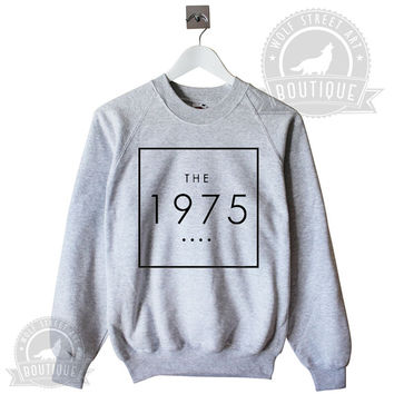 The 1975 Jumper Sweater - Pinterest Tumblr Instagram Blogger - Unisex S-XXL Unisex Christmas Trending