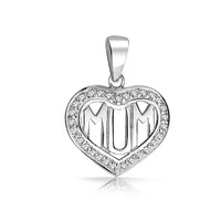 Bling Jewelry Perfect Mum Pendant
