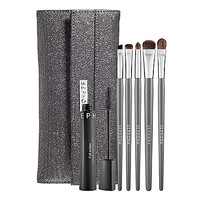 SEPHORA COLLECTION Smoke Machine Smokey Eye Brush Set