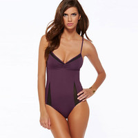 Hot New Arrival Swimsuit Summer Beach Pale Violet Slim Sexy Swimwear Bikini [4914914180]