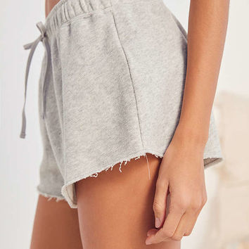 Out From Under Vicky Terry Knit Short | Urban Outfitters