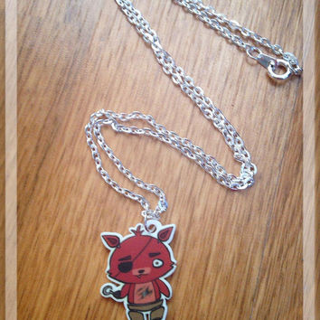 Five Nights at Freddy's Chibi Foxy Necklace