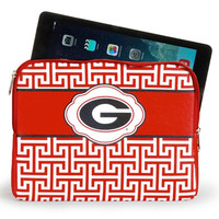 Georgia Bulldogs iPad/Tablet Sleeve - http://www.shareasale.com/m-pr.cfm?merchantID=7124&userID=1042934&productID=541927898 / Georgia Bulldogs