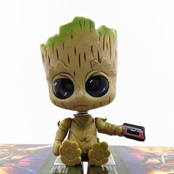 POP! Marvel Guardians Of The Galaxy 2 Vinyl Figure BABY GROOT A 10cm