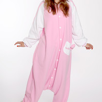 Hello Kitty Kigurumi Onesuit