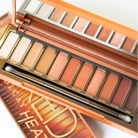 Professional Hot Deal Stylish On Sale Hot Sale Make-up Beauty Eye Shadow Orange Make-up Palette [11489269644]