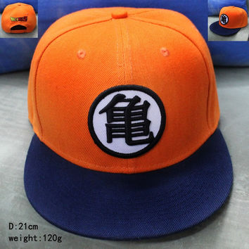 Dragon Ball Z Snapback Hat