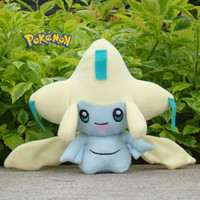"Pokemon Plush Toy Jirachi 8"" Soft Game Cuddly Stuffed Animal Doll"