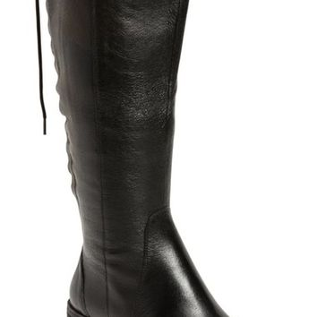 Steve Madden Laceupp Knee High Boot (Women) | Nordstrom