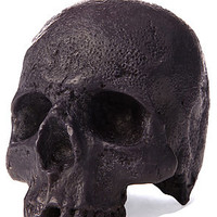 Insight The Liujiang Skull Candle in Black