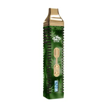 Trippy Skins™ for Herbal Vaporizer - Green Leaf