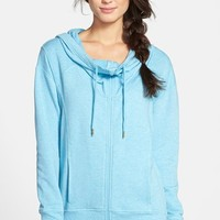 Women's Zella 'Free and Easy' Hooded Sweatshirt,
