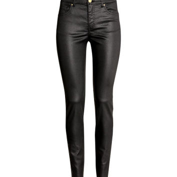 Super-slim-fit Pants - from H&M