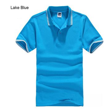 2017New Brand Men's Polo Shirt For Men Desiger Polos Men Cotton Short Sleeve shirt Clothes jerseys golftennis Plus Size XS- XXXL