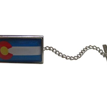 Colorado Flag Tie Tack