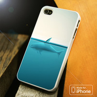 Abstract Ocean Shark iPhone 4 | 4S, 5 | 5S, 5C, SE, 6 | 6S, 6 Plus | 6S Plus Case