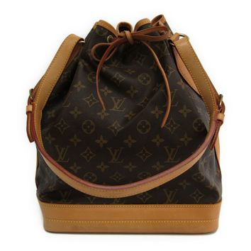 Louis Vuitton Monogram Noe M42224 Women's Shoulder Bag Monogram BF315022