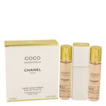 Coco Mademoiselle Mini EDT Spray By Chanel