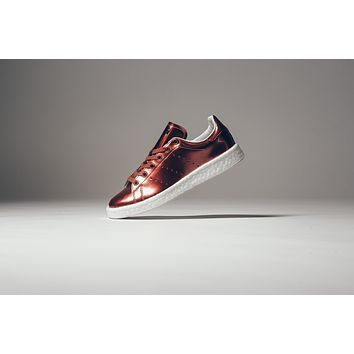 AA QIYIF WMNS Adidas Stan Smith Boost - Metallic Copper