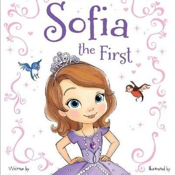 Disney Jr. Sofia the First Book