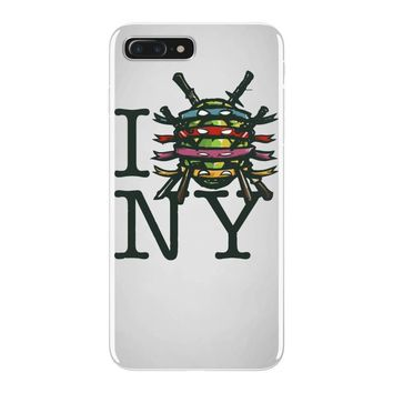 i (turtle) ny iPhone 7 Plus Case
