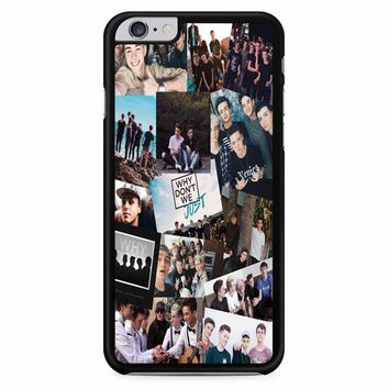 Why Dont We Collage 1 iPhone 6 Plus / 6S Plus Case