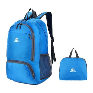 9459aef7aab7 Hot Sale Nylon Backpack Waterproof Foldable Travel Backpack Day