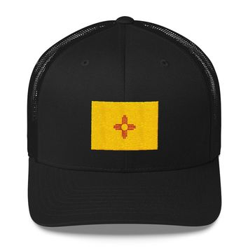 New Mexico - State Flag Hat