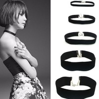 Choker Necklace Vintage Jewelry Necklaces for Women Fashion Jewelry Choker Necklace