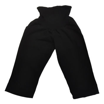 Black Capri Pants by Motherhood