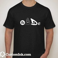 Original MADE logo Tshirt by selfMADEclothing on Etsy