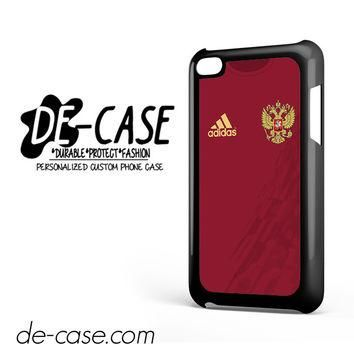 Russia Soccer Jersey For Ipod 4 Ipod Touch 4 Case Phone Case Gift Present YO