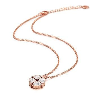 Wealth, fame, love and health necklace