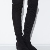 Stella Thigh High High Suede Boots