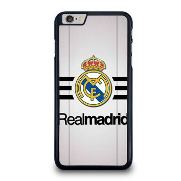 REAL MADRID FOOTBALL CLUB iPhone 6 / 6S Plus Case Cover