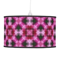 Pattern to Keep Love Alive Pendant Lamps