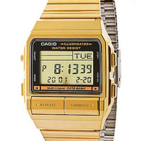 American Apparel - DB380G-1D Casio Data Bank Watch